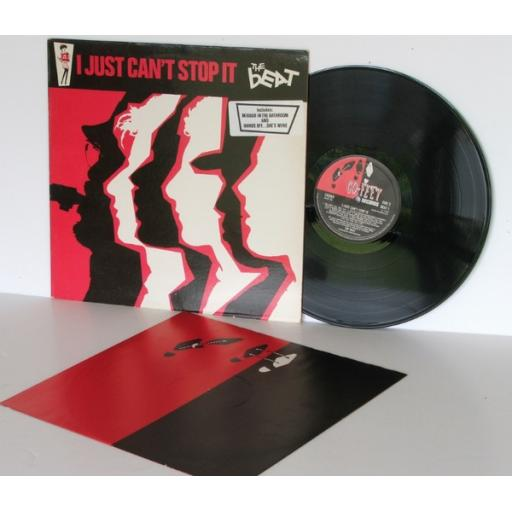 THE BEAT I just can't stop it First UK pressing 1980 arista