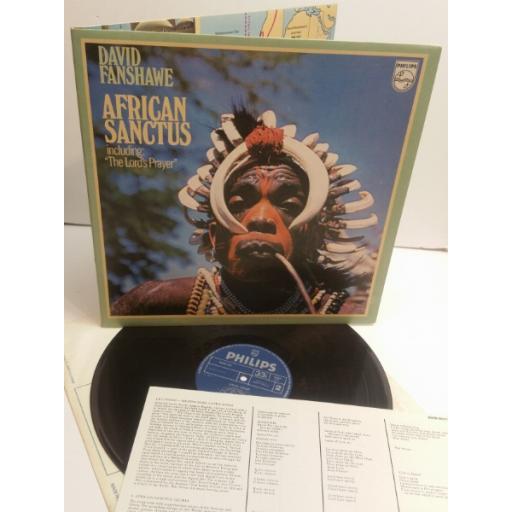DAVID FANSHAWE African sanctus 6558001 deluxe