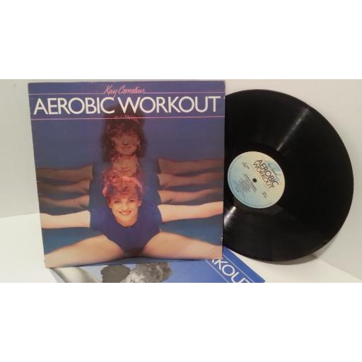 KAY CORNELIUS aerobic workout, NE 1242, includes aerobics booklet