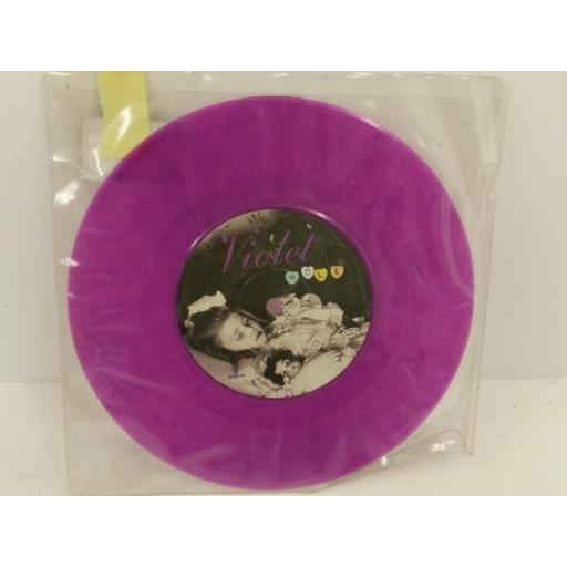 HOLE violet, 7 inch single, purple vinyl, GFSP 94