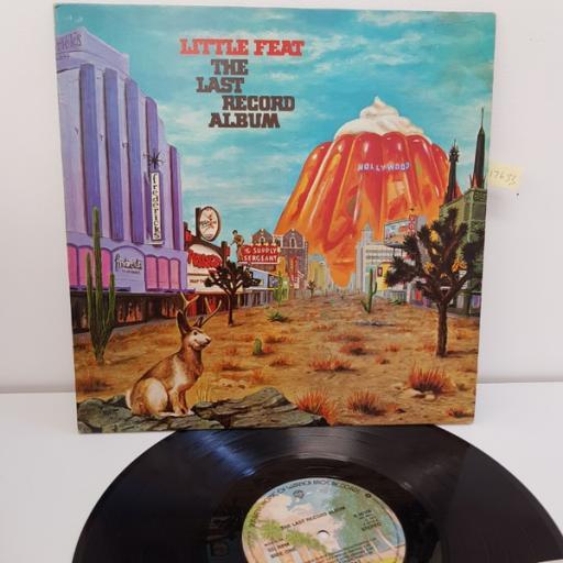 LITTLE FEET the last record album K56156