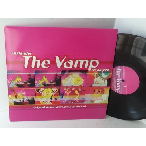 OUTALNDER the vamp revamped, 12 inch single, RS 97113
