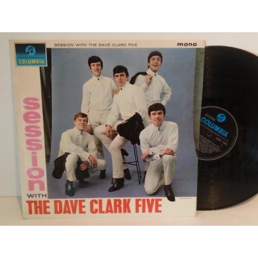 SOLD: Dave Clark Five A SESSION WITH THE DAVE CLARK FIVE