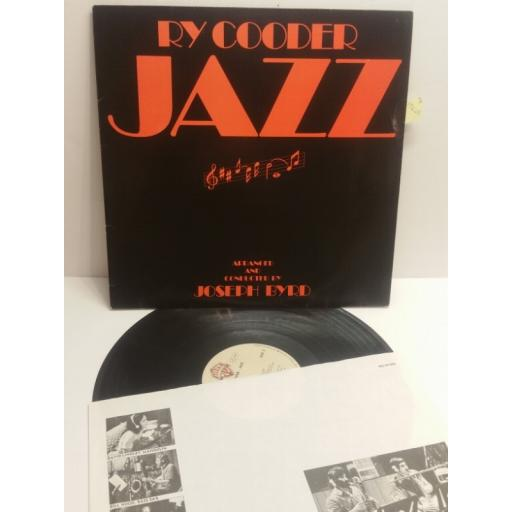 RY COODER jazz arranged and conducted by JOSEPH BYRD WB56488