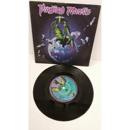 SOLD: PRAYING MANTIS praying mantis, 7 inch single, GEMS 36