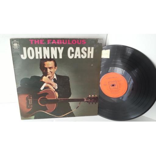 JOHNNY CASH the fabulous johnny cash, 62042