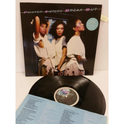 POINTER SISTERS break out, FL89450
