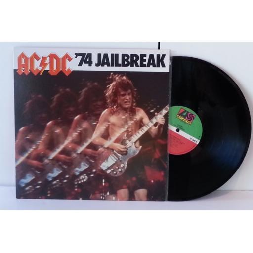 AC/DC, 74 JAILBREAK