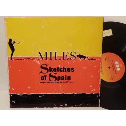 MILES DAVIS sketches of spain, 62327