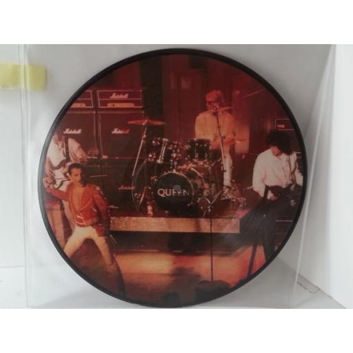 QUEEN greatest hits, PD BTA 11253/54, picture disc