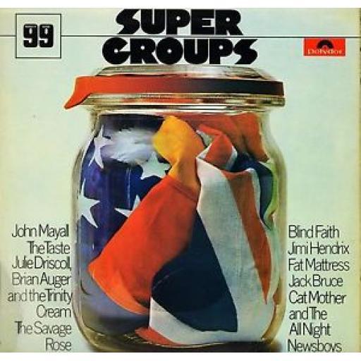 JOHN MAYALL, BLIND FAITH, JACK BRUCE, CREAM super gorups, 2485 002