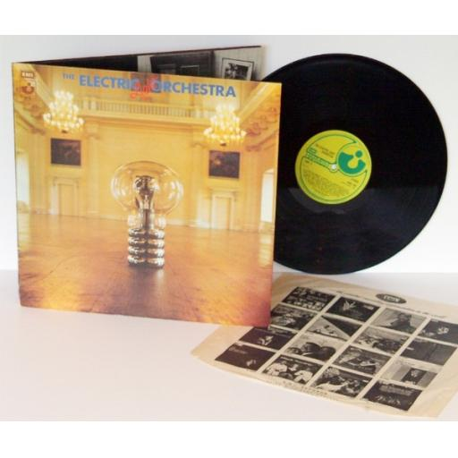 SOLD: ELECTRIC LIGHT ORCHESTRA, self titled debut album.