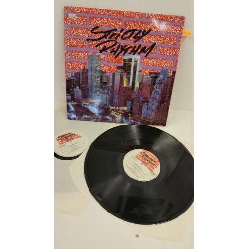SOUND WAVES, HOUSE 2 HOUSE, JOINT VENTURE strictly rhythm, 2 x lp, REACT LP 16
