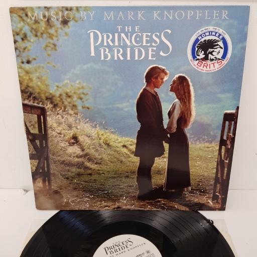MARK KNOPFLER, the princess bride, VERH 53, 12 inch LP