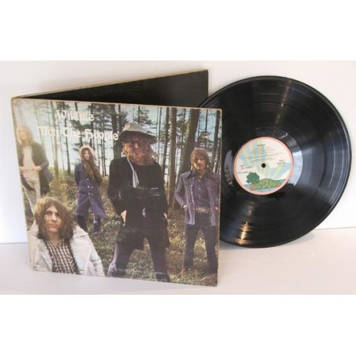 MOTT THE HOOPLE, Wildlife Pink Rim. 1971. Island [Vinyl] MOTT THE HOOPLE