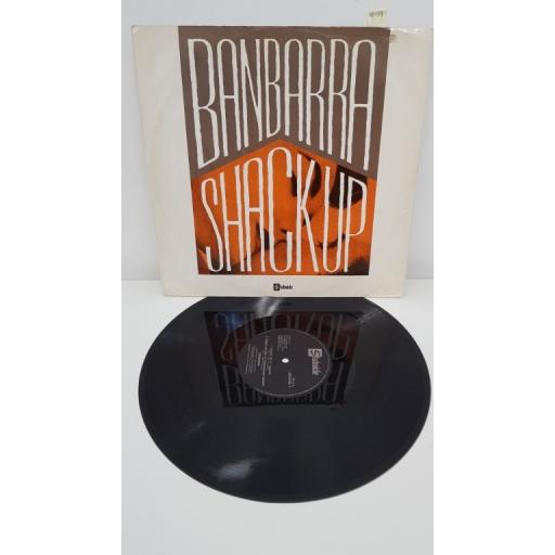 "BANBARRA, Shack Up, 1985 re-release, 12STATES1, 12"" single"