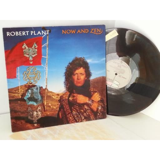 ROBERT PLANT now and zen, 790 863 1