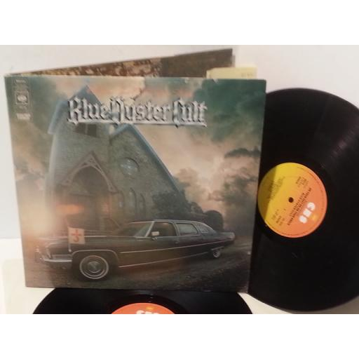 BLUE OYSTER CULT on your feet or on your knees, gatefold, double album, CBS 88116