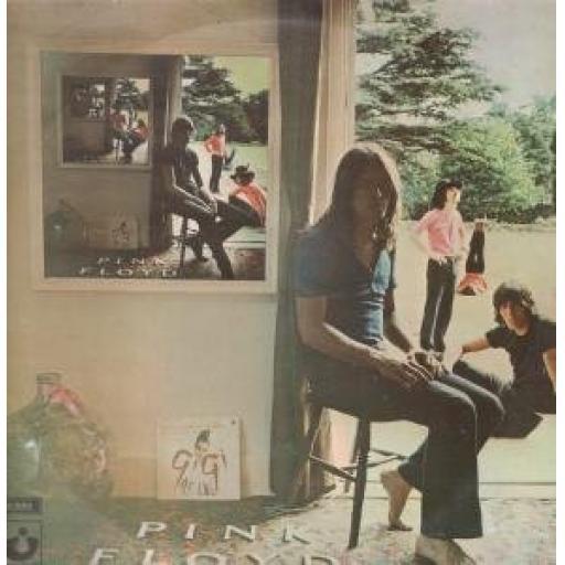 "PINK FLOYD, ummagumma. First press. UK 1969, ""THE GRAMOPHONE CO"" on..."