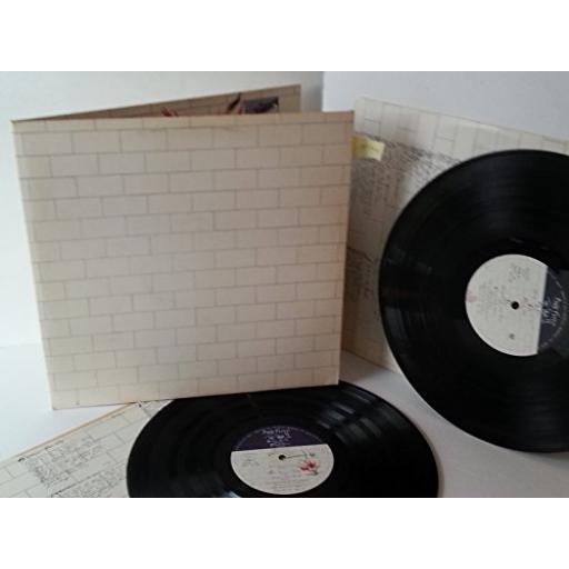 PINK FLOYD the wall, gatefold, double album, full band credit