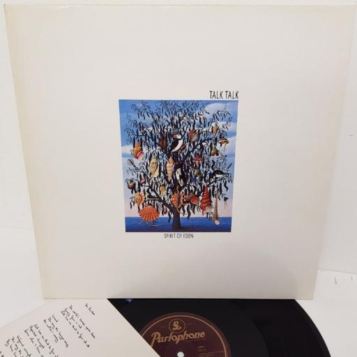 "TALK TALK, spirit of eden, PCSD 105, 12"" LP"