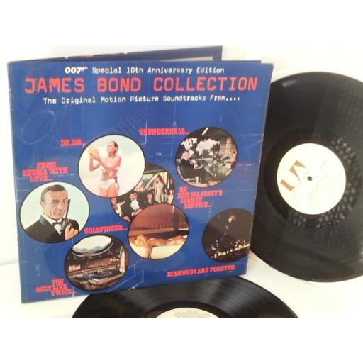 JAMES BOND COLLECTION, UAD 60027, gatefold, double album