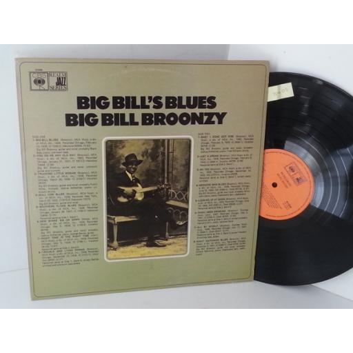 BIG BILL BROONZY big bill's blues, 52648