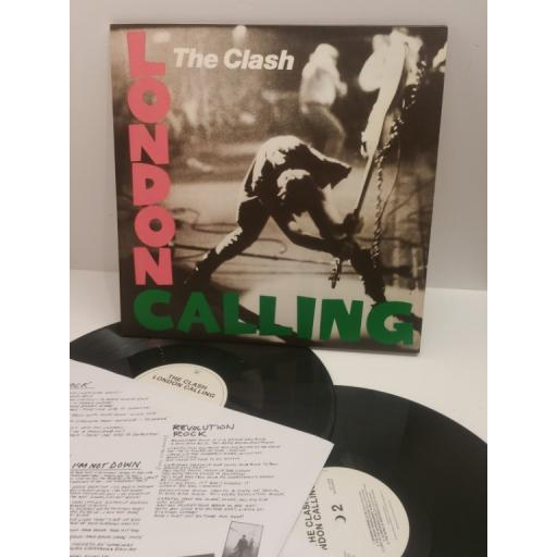 THE CLASH LONDON CALLING 88725446991