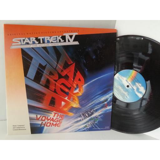 LEONARD ROSENMAN star trek iv: the voyage home, MCA 6195