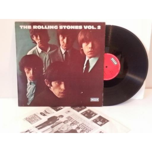 Rolling Stones VOL 2,