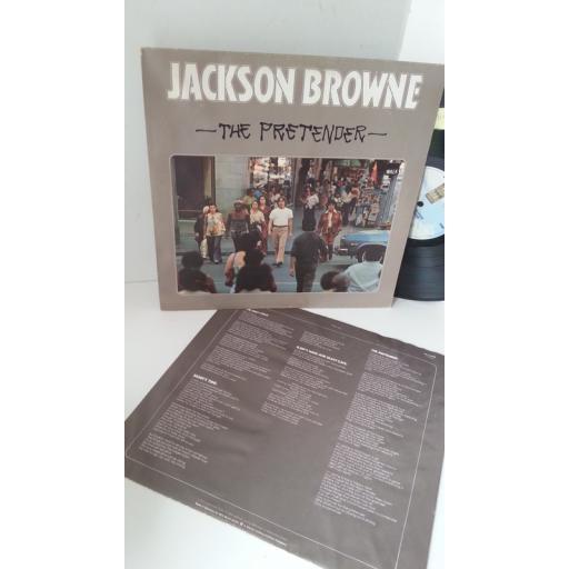 JACKSON BROWNE the pretender, AS 53 048