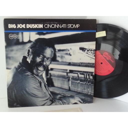 BIG JOE DUSKIN cincinnati stomp, 1080