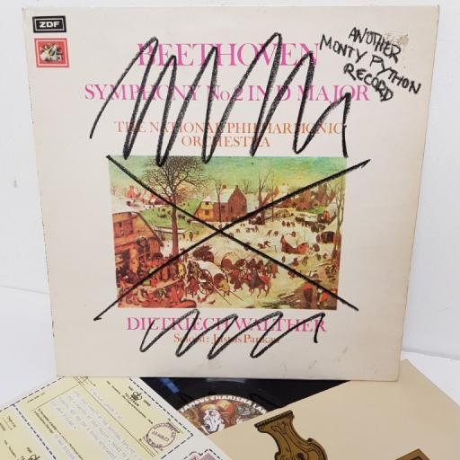 "MONTY PYTHON, another monty python record, CAS 1049, 12"" LP"