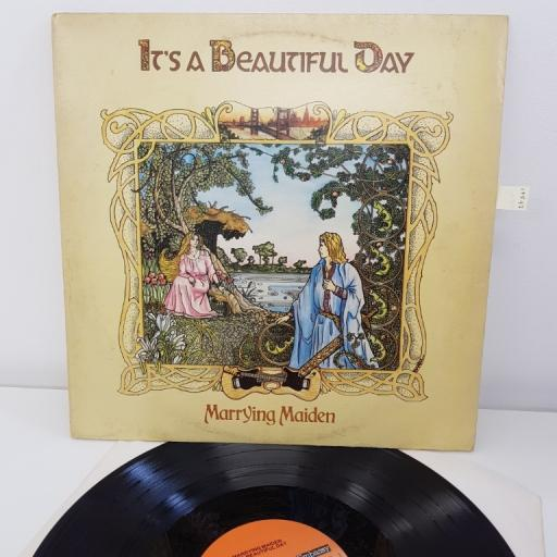 "It's a beautiful day, MARRYING MAIDEN, 12""LP, EMB 31931"