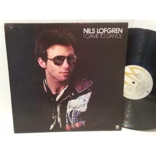 NILS LOFGREN i came to dance, AMLH 64628