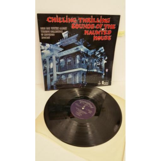 CHILLING THRILLING SOUNDS OF THE HAUNTED HOUSE, DQ 1257