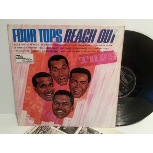Four Tops REACH OUT, STML 11056