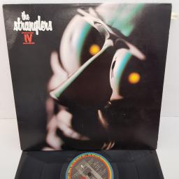 THE STRANGLERS - IV, 12 inch LP, COMP. SP 70011, grey label with rainbow ring