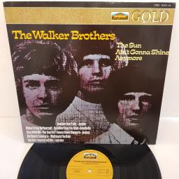 "THE WALKER BROTHERS - The Sun Ain't Gonna Shine Anymore, 824 674-1, 12""LP, COMP."
