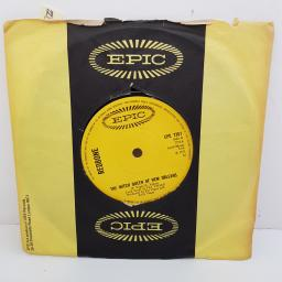 RED BONE - The Witch Queen Of New Orleans, B side - Chant: 13th Hour, EPC 7351, 7 inch single. White label with black font