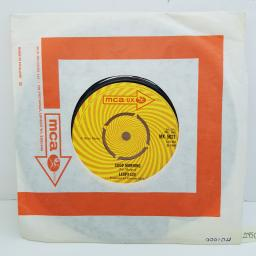 LEAPY LEE - Good Morning, B side - Teresa, 7 inch single, MK 5021. Yellow/orange label, 4 prong centre