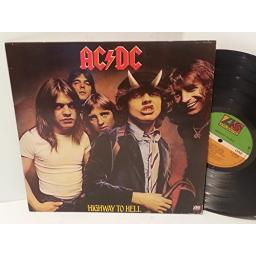 AC/DC highway to hell, K50628.
