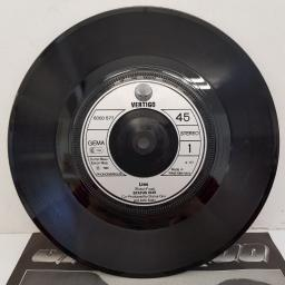 "STATUS QUO - Lies, B side - Don't Drive My Car, 7""single, 6000 577"