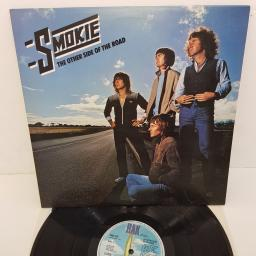 SMOKIE - The Other Side Of The Road, 12 inch LP, SRAK 53. RAK picture label