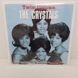 THE CRYSTALS - Twist Uptown, 12 inch LP, REISSUE. CATLP114
