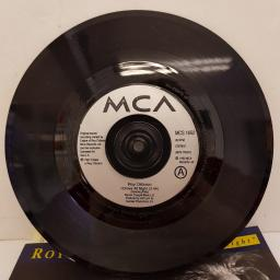 "ROY ORBISON - I Drove All Night, B side - Forever Friends, 7"", MCS 1652, silver label with black font"