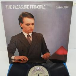 GARY NUMAN - The Pleasure Principle, 12 inch LP, SD 38-120, grey label