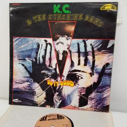 K.C & THE SUNSHINE BAND - Do It Good, 12 inch LP, JSL 4, brown label with black font