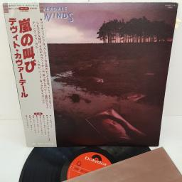 "DAVID COVERDALE - North Winds, MPF 1178 - orange label. Includes OBI and japenese/english lyric booklet, 12""LP"
