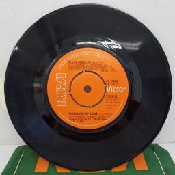 "ELVIS PRESLEY - Way Down, B side - Pledging My Love, 7""single, pushout centre, PB 0998"